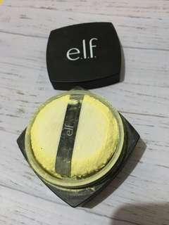 E.L.F. Cosmetics High Definition Powder - Corrective Yellow