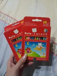 Pensil warna Nala Colour (12pcs)