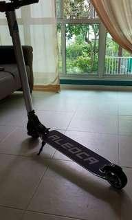 LTA compliant E-scooter