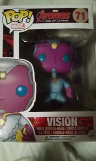Funko Pop! Avengers Age of Ultron Vision Bobble-Head