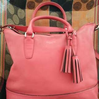 Price reduce!! Authentic coach full leather #midyearsale