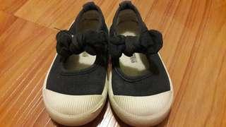 15cm NavyBlue Canvas Shoes