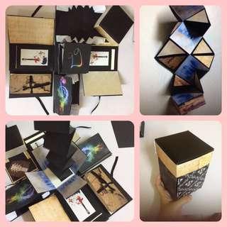 EXPLOSION BOX 💕