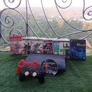 Ps3 Consoles With Game
