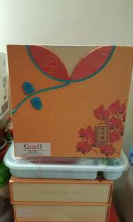 Collection ~ Swissotel The Stamford Mooncake Box