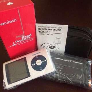 Newfresh™ Digital Blood Pressure Monitor (Arm)