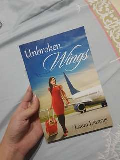 Novel Unbroken Wings