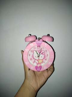 Jam weker hello kitty