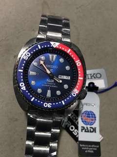代購 香港 日本生產 手表 Seiko PADI SRPA21 SRPA21J SRPA21J1 SRPA TURTLE 鮑魚 (SBDY017)