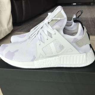 Adidas NMD XR1 Snow Camo