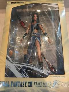 Final fantasy xiii oerba yun fang play arts kai action figure