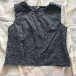 Office Semi-backless Top