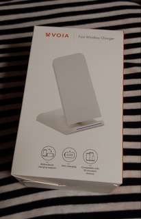 VOIA fast wireless charger無線充電板