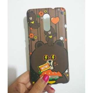 Brown Hardcase for Xiaomi Note 3 Pro / Xiaomi Redmi Note 3