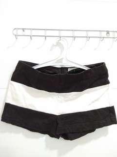 P&Co Zebra Shorts