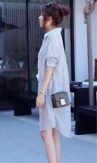 Domi new防曬新款襯衣外搭、小清新襯衫,料子定製款、手感超好、很薄的料子、均碼