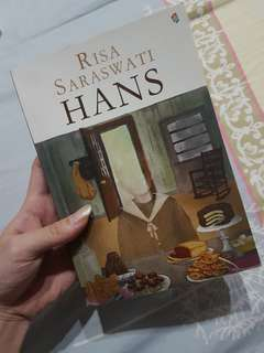Novel Hans - Risa Saraswati