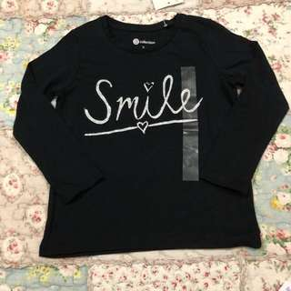 Black Long Sleeve for little girl