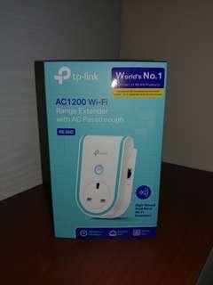 Brand new TP Link Wifi Repeater range extender
