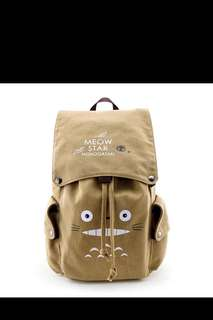 [PO] Totoro Backpack