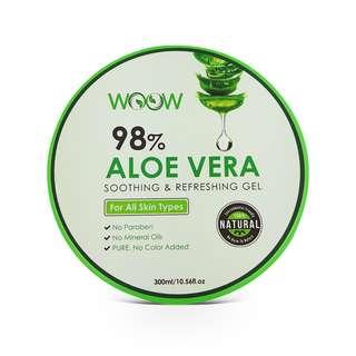 Aloe Vera 98% Gel - 300ml
