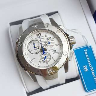 New Authentic TechnoMarine UF6 Chronograph Men's Watch TM-616001