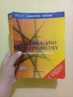 Algebra and Trigonometry (Earl Swokowski)