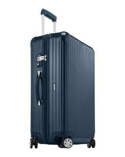 """RIMOWA Yachting Blue  Salsa Delux 26"""" Luggage"""