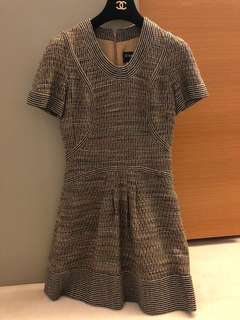 Chanel dress 34 size