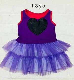 Disney Cut Label Dress