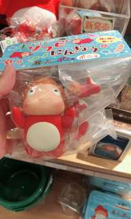 🚚 日本🇯🇵宮崎駿系列之新款可放水族缸擺設波妞