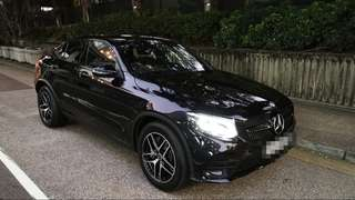 MERCEDES-BENZ GLC 250 COUPE AMG