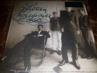 Vinyl Record LP: Sixteen Horsepower–Low Estate