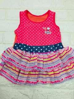 Tutu Dress/Denim dress