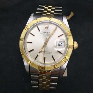 Rolex 1625 Thunderbird Turn-O-Graph Datejust