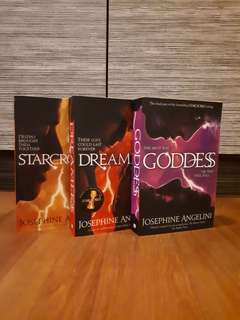Starcrossed Trilogy
