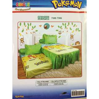 Sprai Motif Pokemon