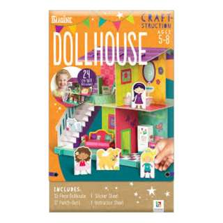 Brand New Craft Struction: Doll House