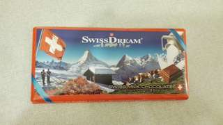 Swiss Dream  Milk Chocolate 100g