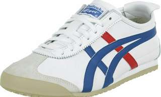 Tiger Shoes White Authentic