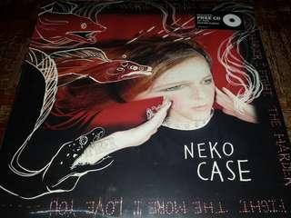 Vinyl Record LP (Sealed): Neko Case–The Worse Things Get, The Harder I Fight, The Harder I Fight, The More I Love You