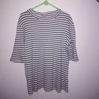 Uniqlo shirt size L