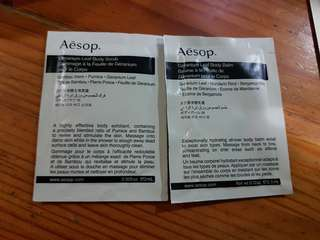 Aēsop samples