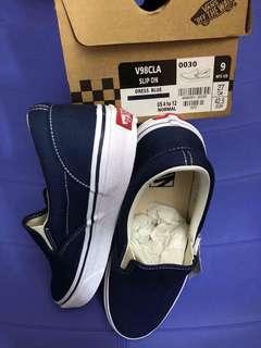 100% new 全新 Vans slip on V98CLA
