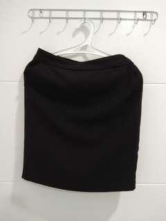 Voir Black Skirt