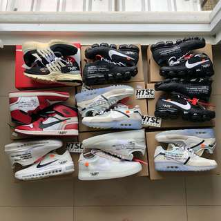 WANT TO BUY OFF WHITE NIKE BLAZER PRESTO AIR FORCE CONVERSE