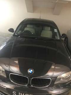 BMW weekends car rental