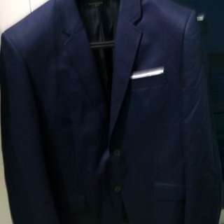 Jual Jas Formal Pria The Executive Navy Blue