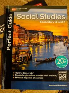 Social studies. Secondary 4&5. Edition 2011