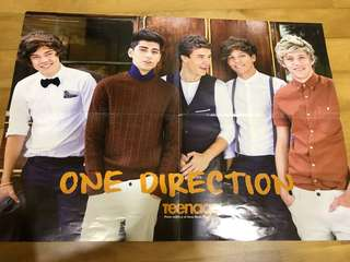 One Direction Beast Poster